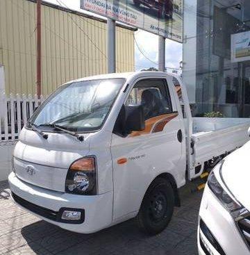 Bán Hyundai Porter H150 sản xuất 2018, màu trắng giá cạnh tranh