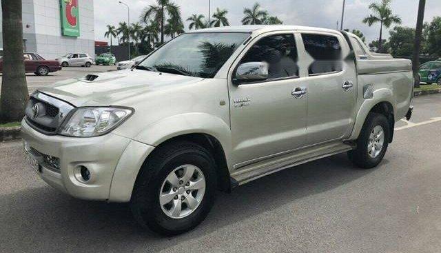 Cần bán Toyota Hilux 3.0 đời 2010, nhập khẩu như mới