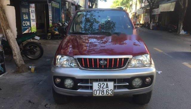 Cần bán xe Daihatsu Terios năm sản xuất 2005