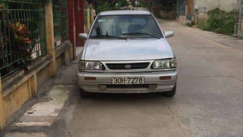 Bán ô tô Kia CD5 1.3 MT đời 2001, màu bạc, nhập khẩu Hàn Quốc