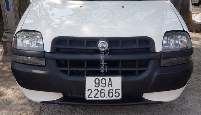 Cần bán Fiat Doblo sản xuất năm 2007, màu trắng