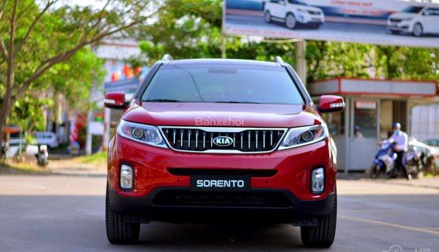 Bán xe Kia Sorento máy dầu 2019, có đủ màu, giá ưu đãi nhất thị trường Đồng Nai - Liên hệ 0933.755.485