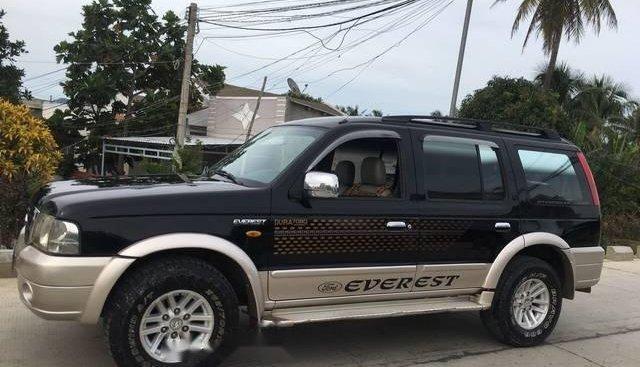 Cần bán xe Ford Everest đời 2005, mọi thứ còn nguyên bản