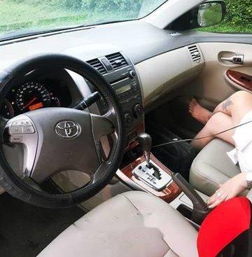 Bán xe Toyota Corolla altis sản xuất 2009, màu bạc, 445 triệu