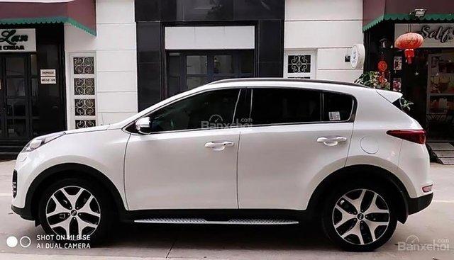 Cần bán lại xe Kia Sportage GT Line sản xuất 2016, màu trắng, nhập khẩu