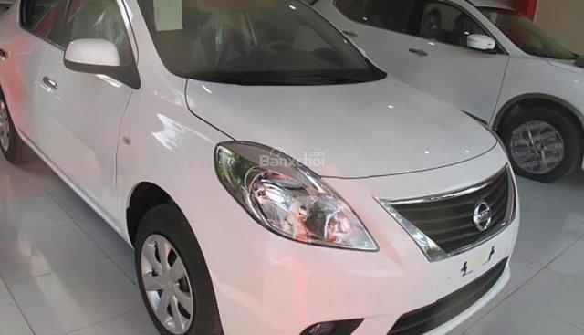 Cần bán Nissan Sunny XL sản xuất 2018, màu trắng