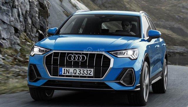 Đánh giá xe Audi Q3 2019