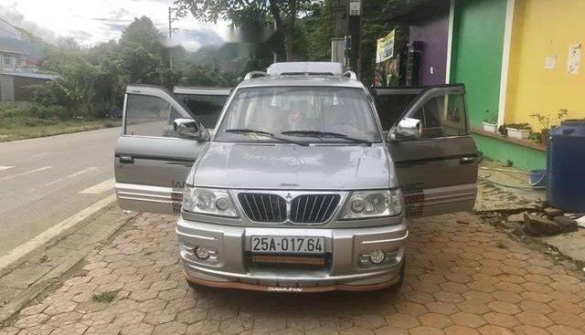 Bán xe Mitsubishi Jolie sản xuất năm 2003, màu bạc, giá chỉ 175 triệu