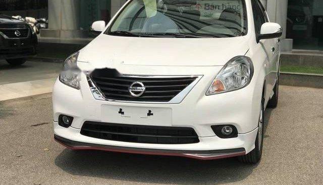 Cần bán xe Nissan Sunny đời 2018, màu trắng, giá 448tr