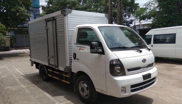Bán xe tải Kia K250 bửng nâng, tải trọng 2 tấn/ 1.99 tấn, tiêu chuẩn khí thải Euro 4