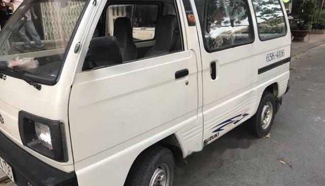Bán Suzuki Super Carry Van năm sản xuất 1999, màu trắng, giá chỉ 68 triệu
