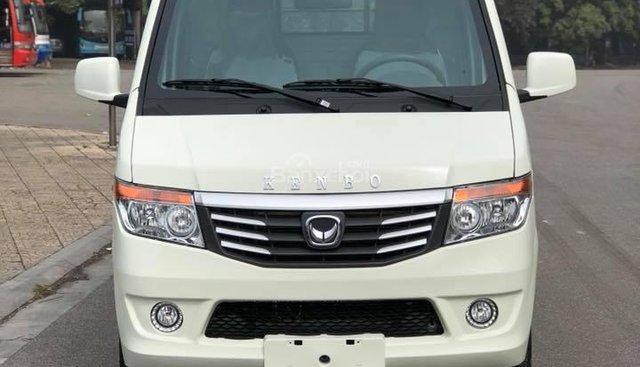 Bán xe tải Kenbo Van 5 chỗ 695kg đời 2018, trả góp