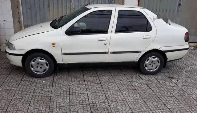 Bán Fiat Siena đời 2003, màu trắng, giá tốt