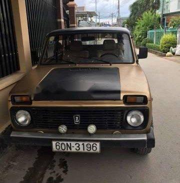 Bán Lada Niva1600 năm sản xuất 2018, giá tốt