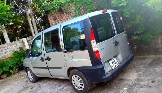 Bán Fiat Doblo 2003, máy êm, điều hòa mát