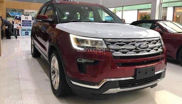 An Đô Ford bán Ford Explorer Limited 2019 đủ màu giao ngay, LH0974286009 giá ưu đãi