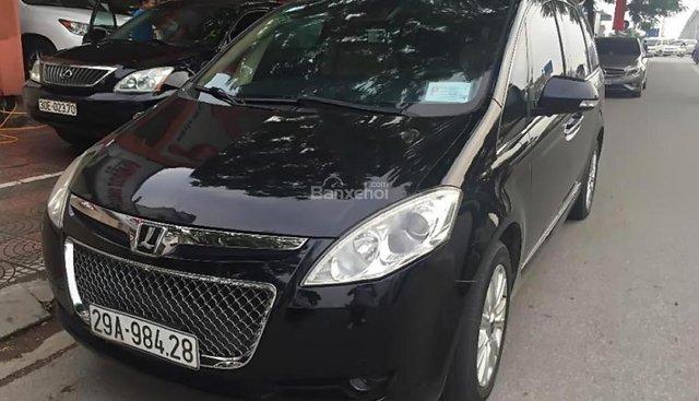 Cần bán lại xe Luxgen 7 MPV CEO RoyaLounge đời 2010, màu đen, sản xuất Dài Loan