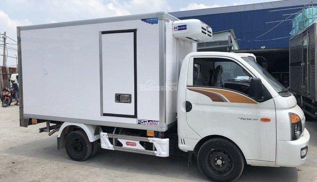 Bán xe H150 thùng đông lạnh, tải trọng 1.150 kg, ưu đã hấp dẫn trong tháng 7 âm lịch