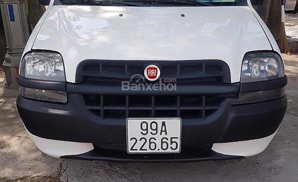 Cần bán Fiat Doblo năm sản xuất 2007, màu trắng, giá chỉ 130 triệu