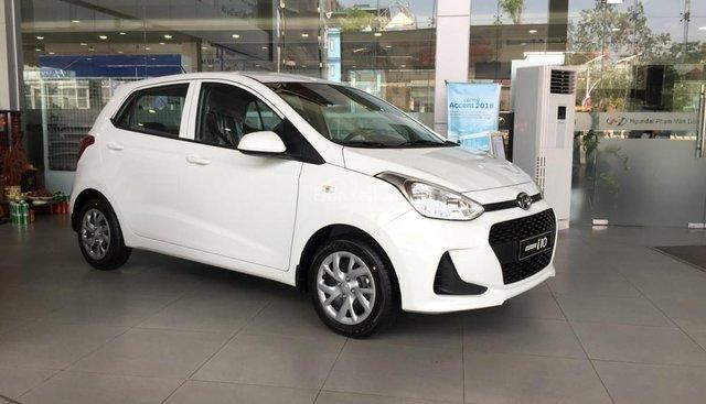 Bán xe Hyundai Grand i10 khuyến mại hàng chục triệu đồng