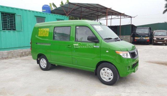 Bán xe tải Van Kenbo 5 chỗ tại Hải Phòng