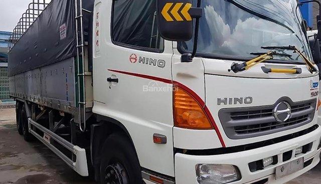 Cần bán lại xe Hino FL FL 15T2 năm 2015, màu trắng