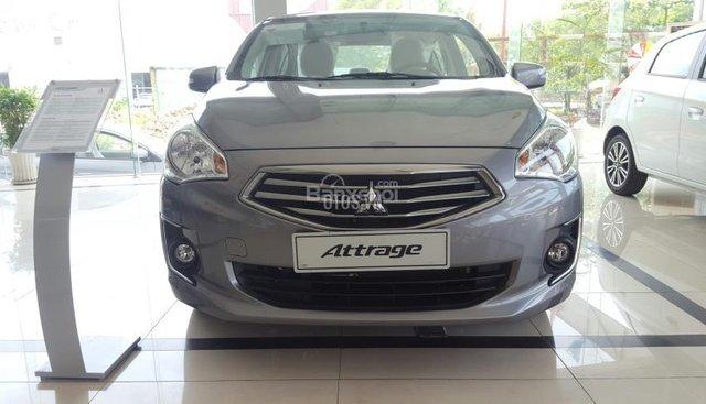 Bán xe Mitsubishi Attrage, xe nhập, đủ màu giá rẻ tại Quảng Trị. LH: 0911821513