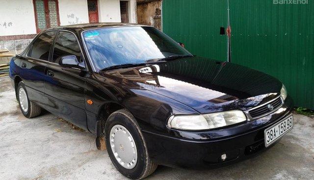 Bán xe Mazda 626 đời 1996, màu đen, nhập khẩu, giá tốt 150triệu