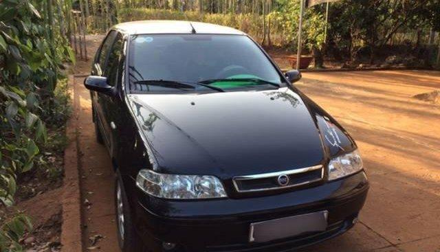 Bán Fiat Albea 1.6 HLX sản xuất năm 2006, màu đen chính chủ, 168tr