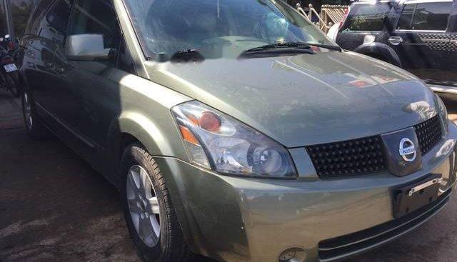 Bán Nissan Quest đời 2005, nhập khẩu như mới giá cạnh tranh