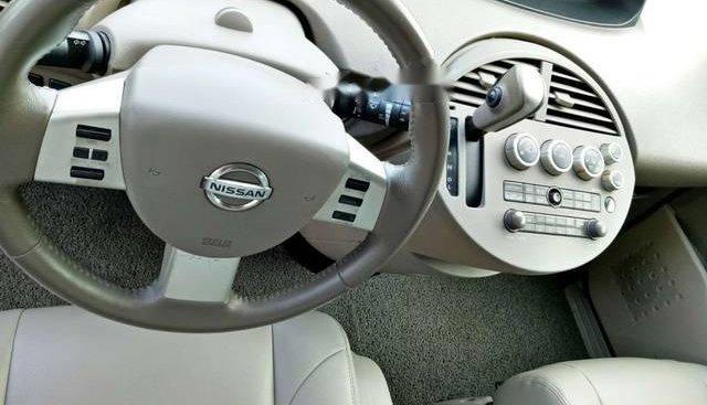 Cần bán lại xe Nissan Quest năm 2005, xe nhập xe gia đình, giá chỉ 420 triệu