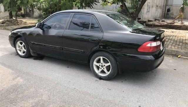 Cần bán lại xe Mazda 626 2000, màu đen, giá chỉ 118 triệu