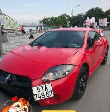 Bán ô tô Mitsubishi Eclipse AT năm sản xuất 2007, màu đỏ, giá tốt