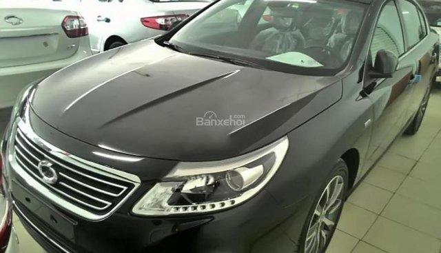 Cần bán lại xe Samsung SM5 đời 2013, màu đen, nhập khẩu