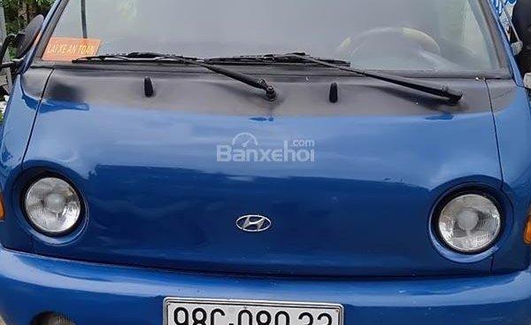 Cần bán xe Hyundai Porter 2002, màu xanh lam, nhập khẩu