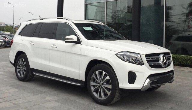 Bán ô tô Mercedes GLS 400 đời 2019, màu trắng, nhập khẩu nguyên chiếc