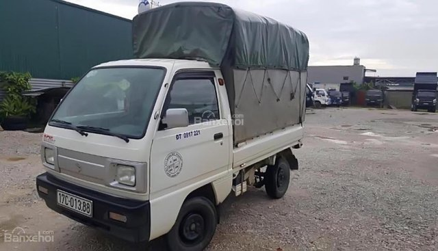 Chợ Ô Tô Lạng Sơn bán chiếc Suzuki Super Carry Truck 500kg 2011