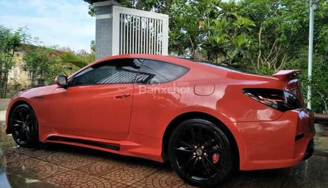 Bán ô tô Genesis Coupe đời 2010, màu đỏ, nhập khẩu