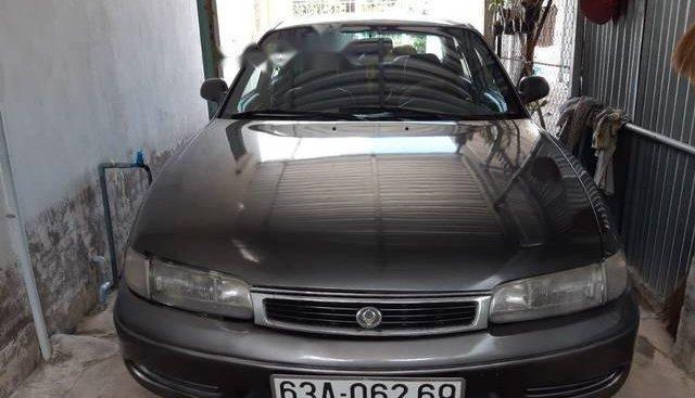 Bán xe Mazda 626 1997, màu xám, 105tr