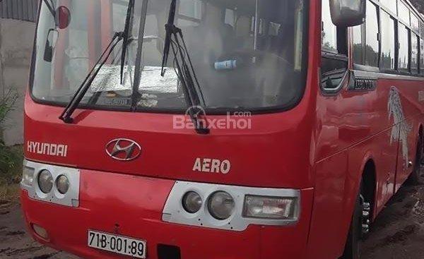 Bán Hyundai Aero Town đời 2002, màu đỏ