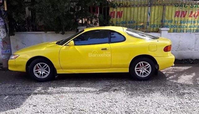 Bán Toyota Celica AT sản xuất 1993, màu vàng, nhập khẩu nguyên chiếc chính chủ giá cạnh tranh