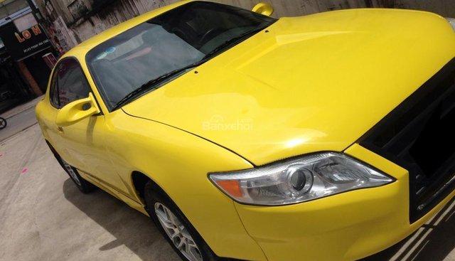 Cần bán Toyota Celica 2 cửa, 1993, số sàn, màu vàng xe chất từ đầu đến chân