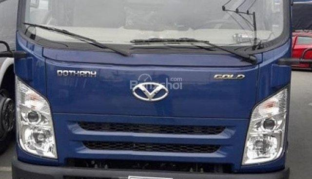 Bán xe Đô thành IZ65 Gold 2018, màu xanh lam, nhập khẩu