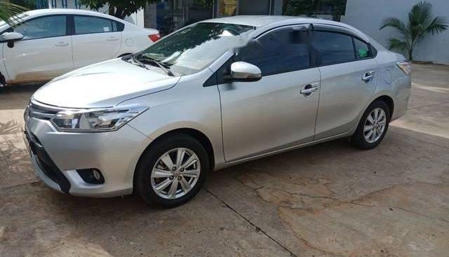 Bán Toyota Vios đời 2017, màu bạc còn mới, 510tr