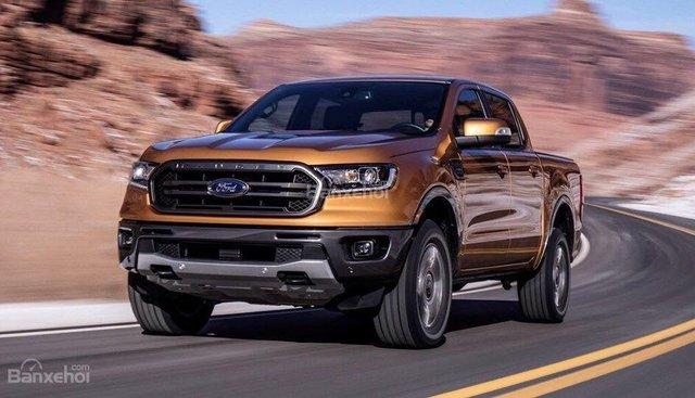 Bán Ford Ranger 2.0L Biturbo đời 2019, xe nhập, giá cạnh tranh hỗ trợ trả góp lãi suất ổn định, hotline KD 0979 572 297