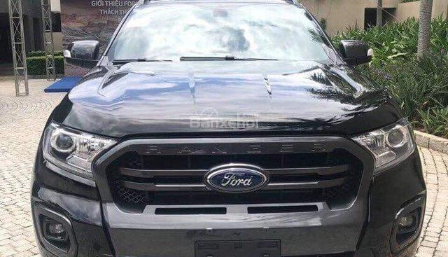 Ford Ranger Willtrack 2.0 2019 đủ màu chỉ với từ 200 triệu đồng, hỗ trợ trả góp lên tới 90% giá trị xe, LH 0967664648