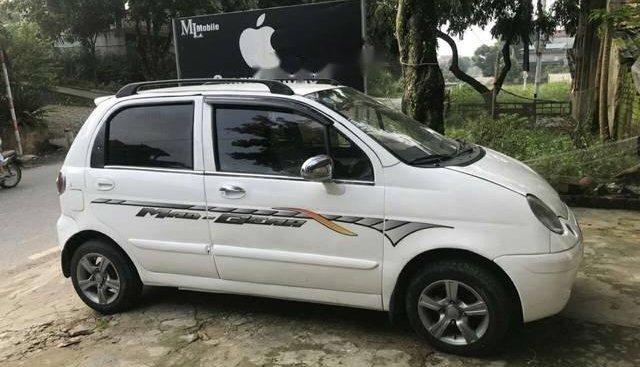 Bán ô tô Daewoo Matiz năm sản xuất 2004, màu trắng, 75 triệu