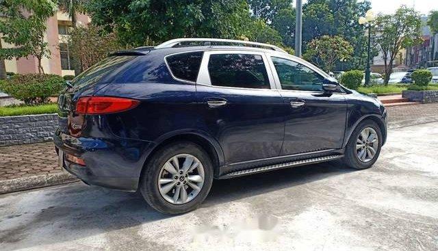 Bán xe Luxgen 7 SUV đời 2013, màu xanh lam, nhập khẩu, giá tốt