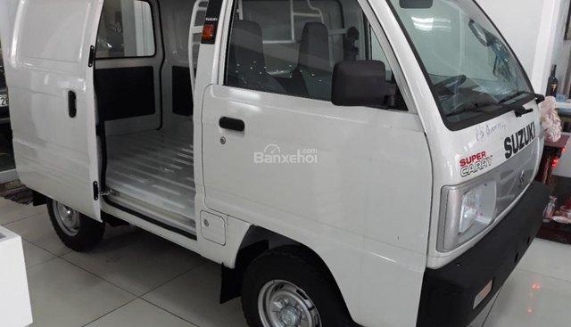 Bán Suzuki bán tải Blind Van 2019, nhận xe chỉ với 74 triệu