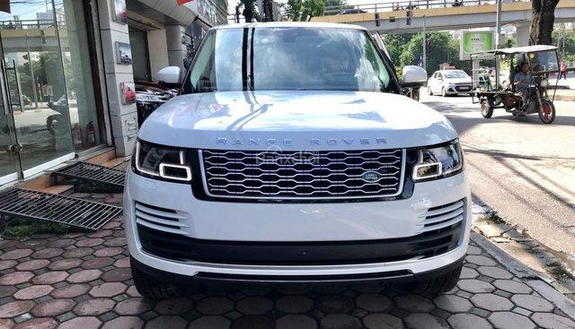 Bán ô tô LandRover Range Rover HSE đời 2018, màu trắng, nhập khẩu nguyên chiếc